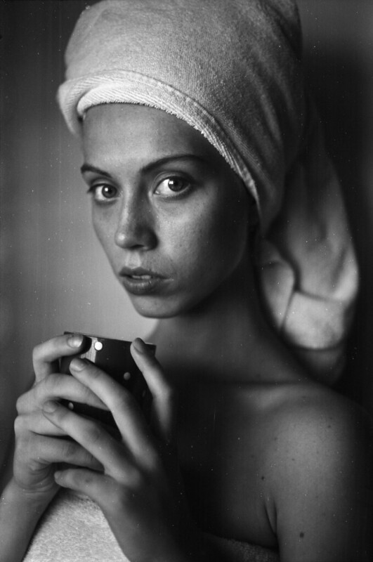 Kodak T-Max 100 Portrait