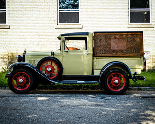 Classic Truck | by 3 of clubs