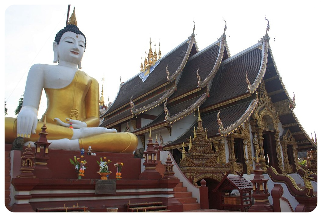 Chiang Mai Wat Montien