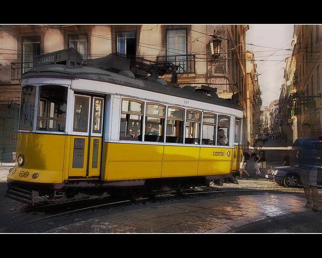 Lisbona: il mitico 28  (Explored)