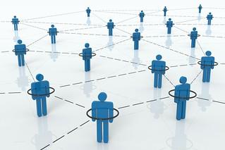 3D Social Networking | by ccPixs.com