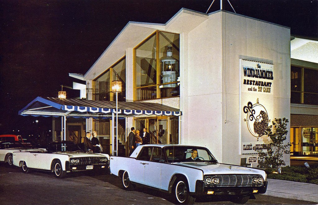Windjammer Clark S Marina Restaurant Seattle Wa 7001 Seavi