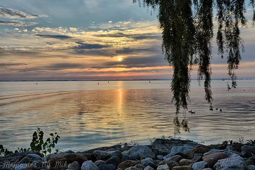 park lake beach water st sunrise nikon metro clair hdr d600 3exp