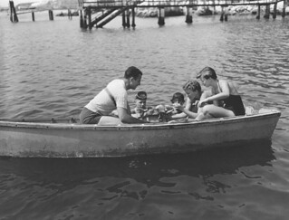 Pomona's Marine Lab at Corono del Mar, California