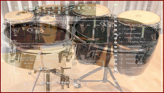 latin percussion vst free