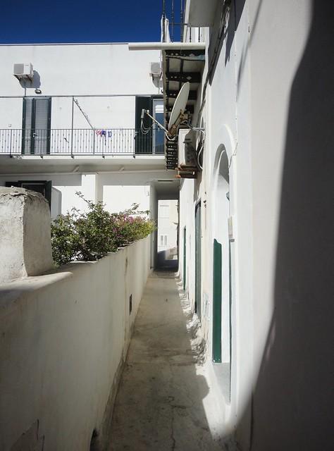 Ponza Via Corridoio