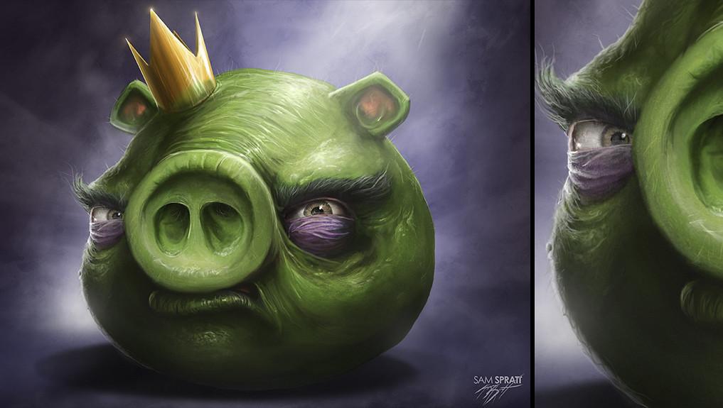 Image result for king pig