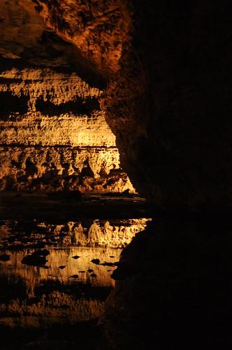 sardegna reflection art nikon sardinia cave d90