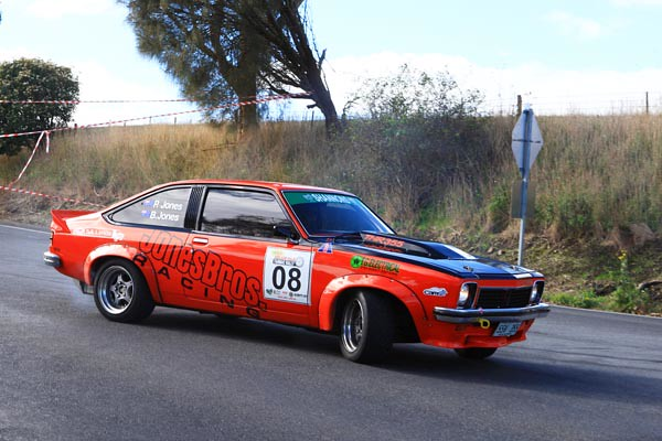 2012 Adelaide Hills Tarmac Rally - Sunday