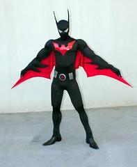 Batman Beyond pose 2