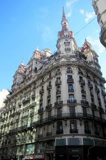 Buenos Aires San Nicolás Edificio Bencich Edificio Benc