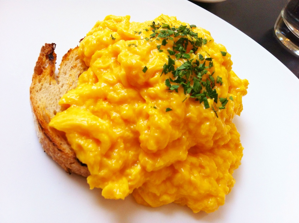 Image result for scrambled egg and toast