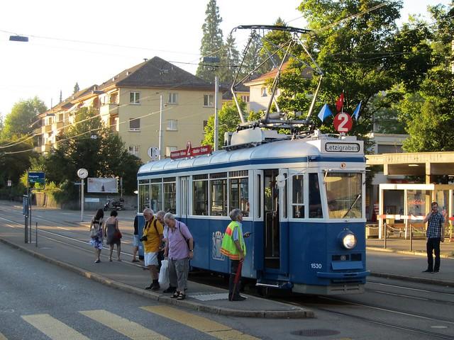 Tram Museum Zürich 2012 - Ce 4/4 1530
