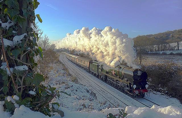 Christmas Steam