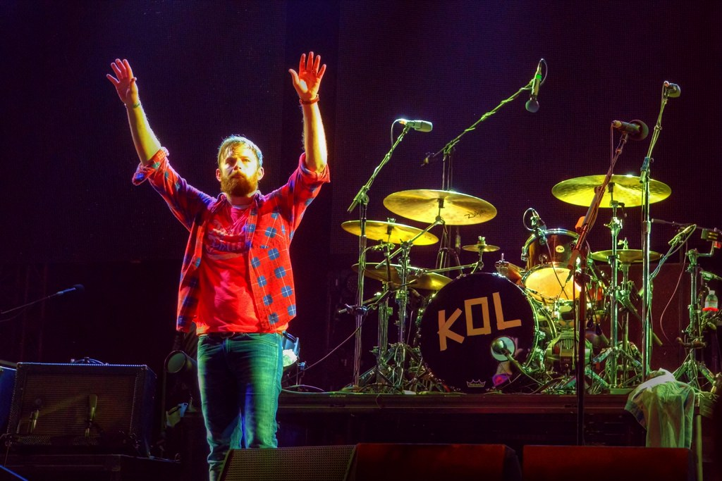 Kings Of Leon 2012