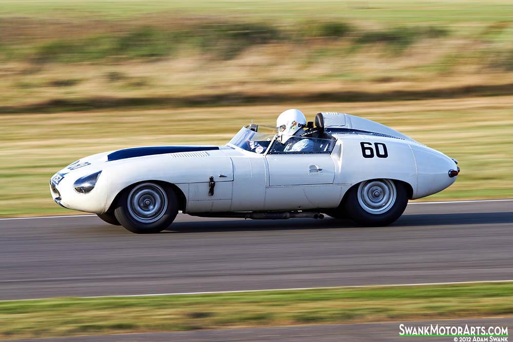 1960 Jaguar E2A | 1960 Jaguar E2A driven by Stefan Ziegler ...