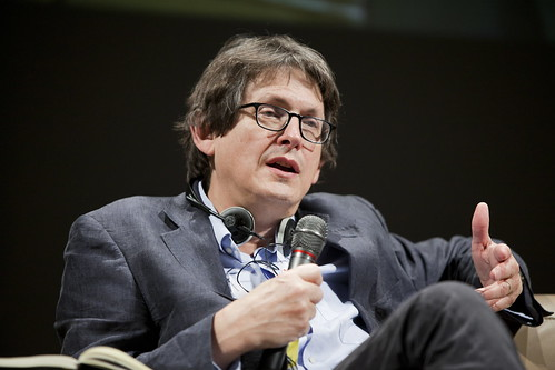 Alan Rusbridger | by Internaz
