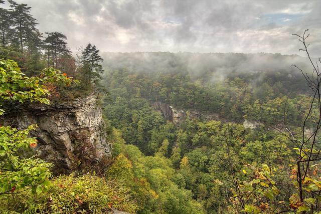 Cloudland Canyon, Cloudland Canyon SP, Dade Co, GA