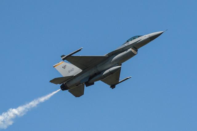 Republic of Singapore Airforce F16C
