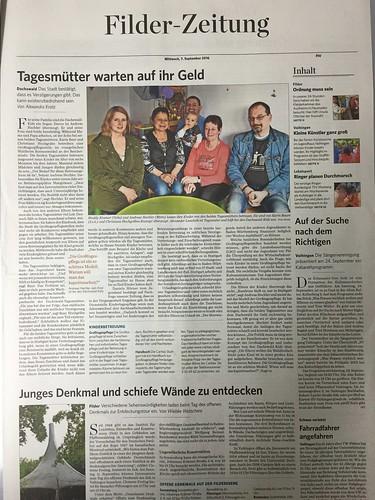 Zeitungsartikel | by alexanderlanzloth