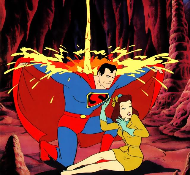 Resultado de imagem para superman 1941