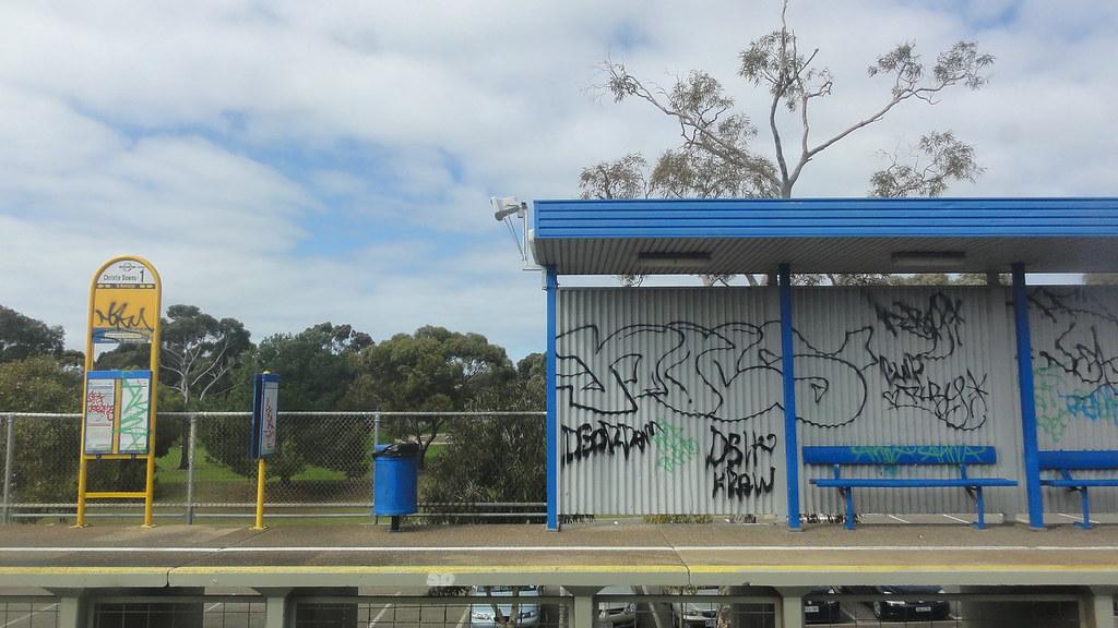 Christie Downs Station by Ryan Smith
