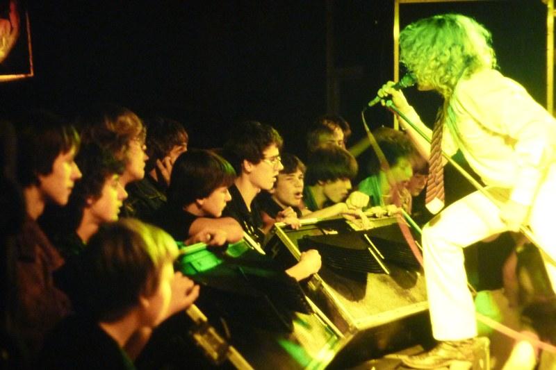 Bodine live at De Meule, Oss, 23 September 1983
