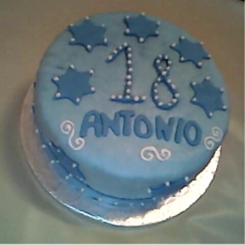 Excellent 18 Cumpeanos Chico 18Th Birthday Cake For Boy Tartas Decoradas Personalised Birthday Cards Xaembasilily Jamesorg