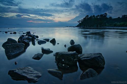 seascape sunrise landscape bataan limay alangan