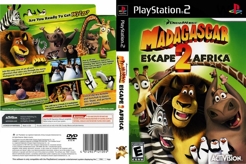 Madagascar Escape 2 Africa San Pedro Gaming Flickr