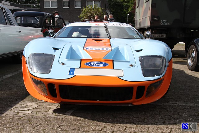1964 - 1969 Ford GT40