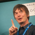 Ian Rankin   The Book Festival favourite brings back Rebus to a packed Main Theatre © Alan McCredie