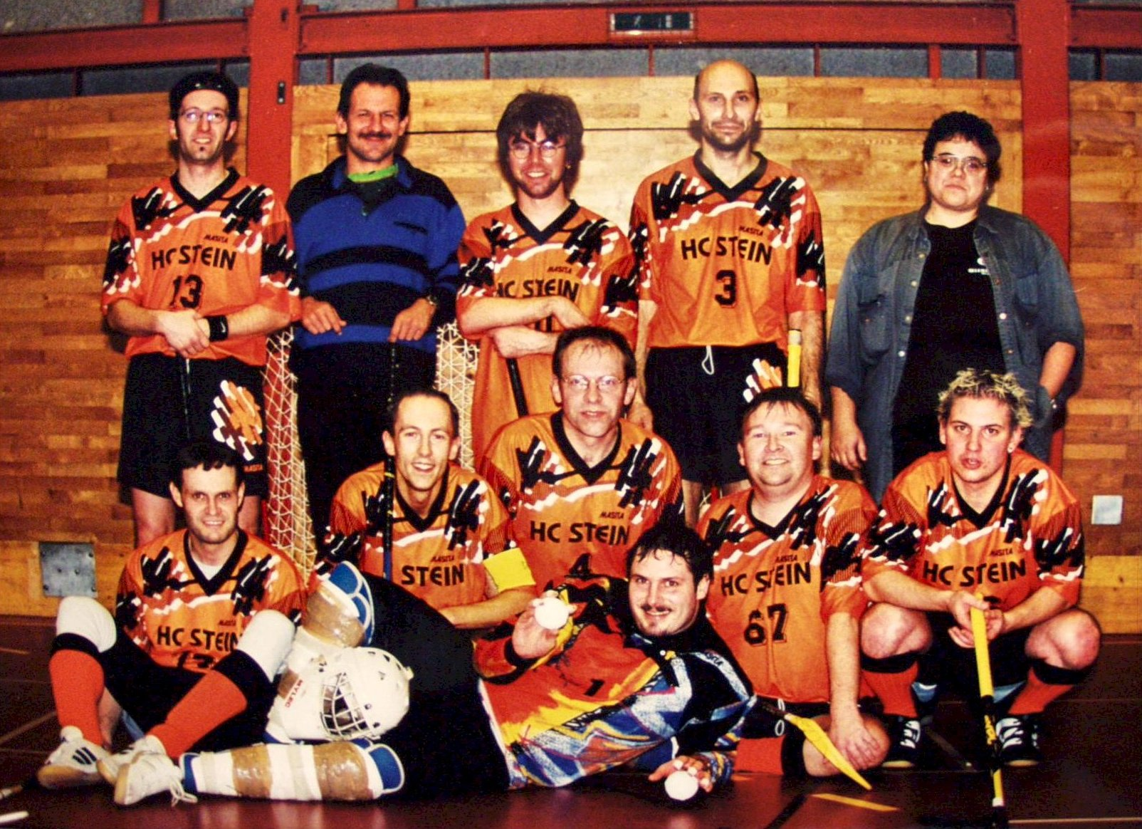 Herren KF (Saison 2000/2001)