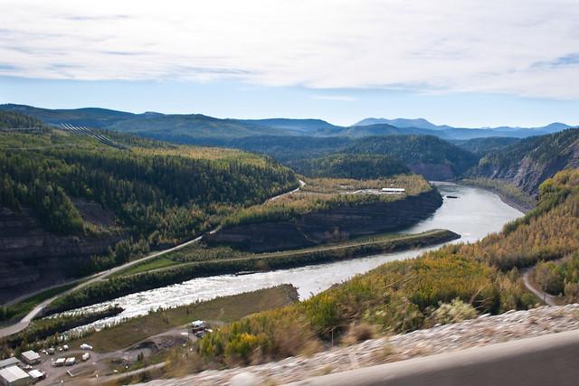 On the WAC Bennett Dam 03