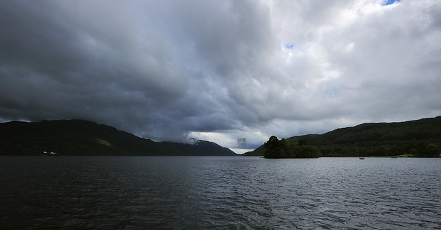 F_DDF8860-烏雲罩頂-Overcast-風景-Landscape-Loch Lomond-Highland-蘇格蘭-Scotland-英國-Great Britain-Nikon D700-Nikkor 16-35mm