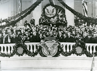 1933 Franklin D. Roosevelt's First Inauguration | by USCapitol