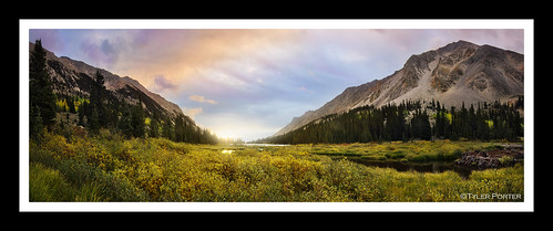 camping autumn panorama fall sunrise landscape interesting fishing colorado colorful hiking vibrant exploring rocky vivid wideangle professional nationalforest alpine backpacking aspens rockymountains exciting highaltitude highcountry changingleaves glowinglight subalpine sanisabel backcounty tylerporter