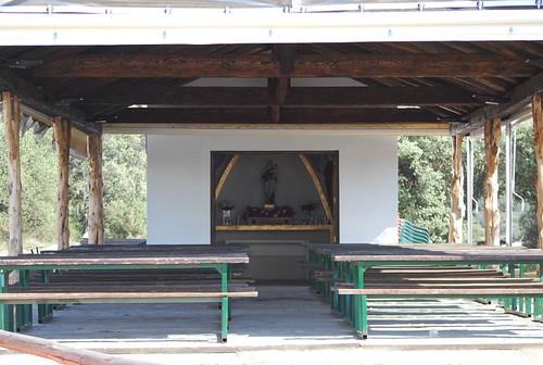 mesas ermita