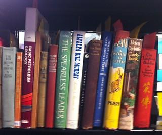 Recycled Reads, 9/20/12 | by Anita Dalton