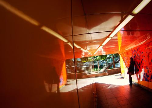 The Orange Tunnel