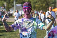 Color Me Rad 5K Run Albany - Altamont, NY - 2012, Sep - 17.jpg by sebastien.barre