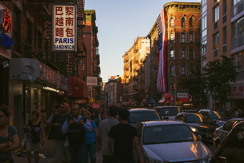 Chinatown meets Little Italy. | by Linh H. Nguyen