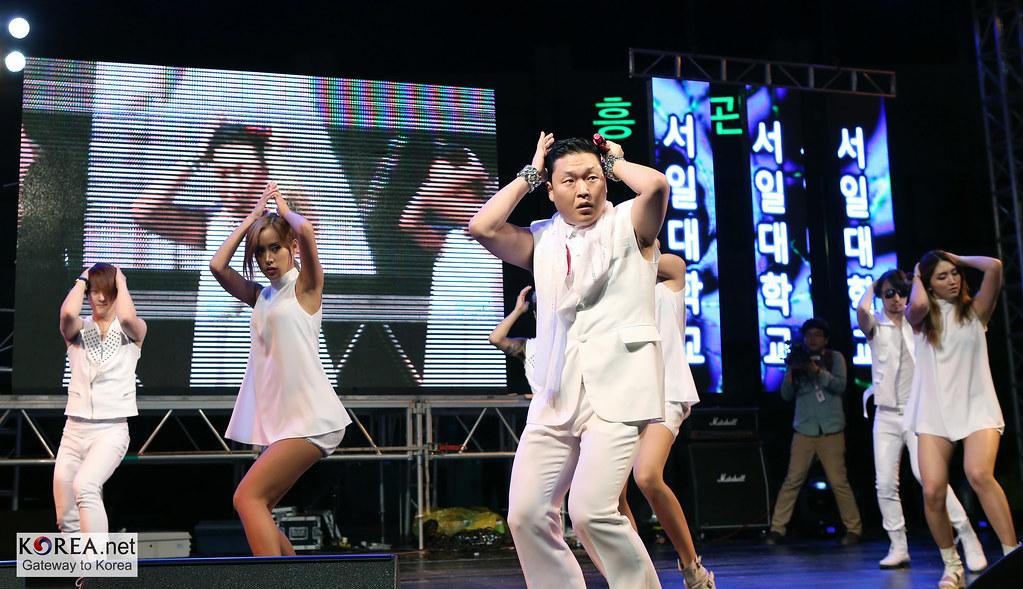 Gangnam speed dating