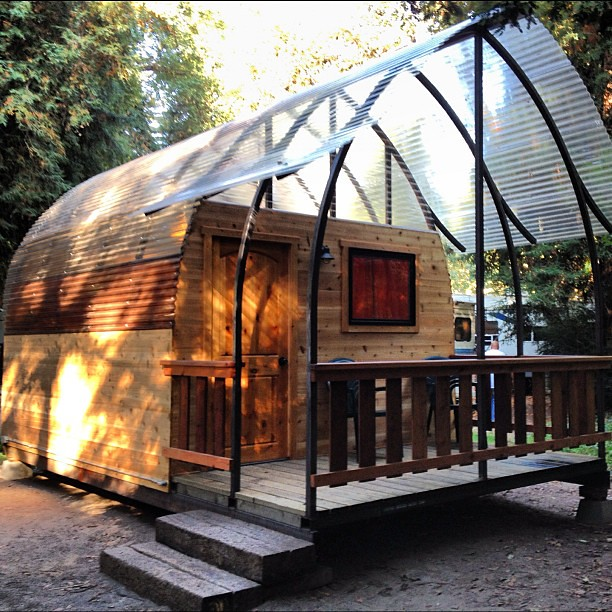 The New Tent Cabins At Big Sur Campground Are So Cool Y