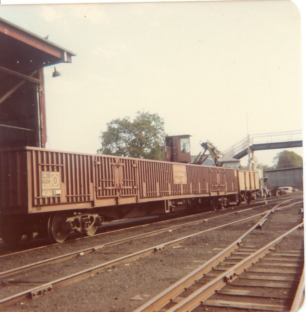 GOX 4186 Fitzroy Goods circa 4/1980 Grahame Lowe photo by Norm Bray