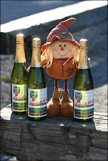 Orchard Home Farm - Sparkling Cider - © Patty Keigan