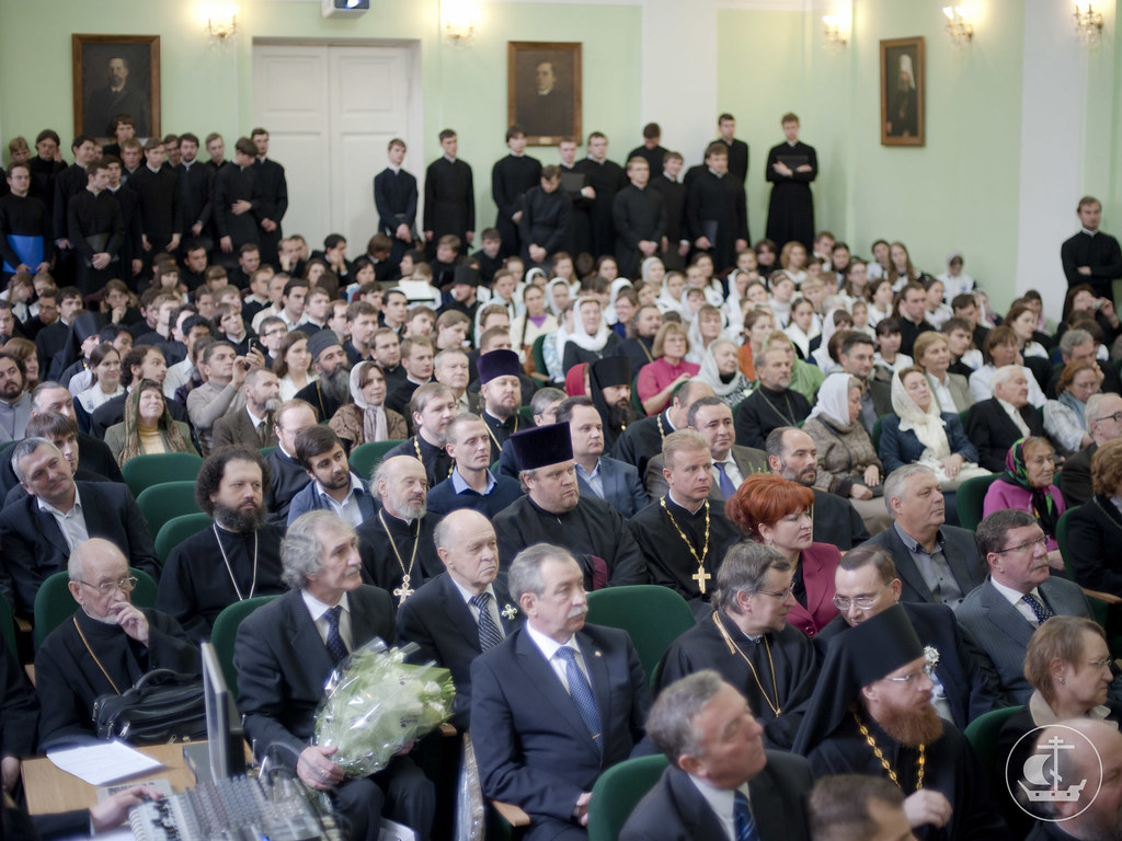 9 октября 2012, Торжественный акт посвященный престольному празднику
