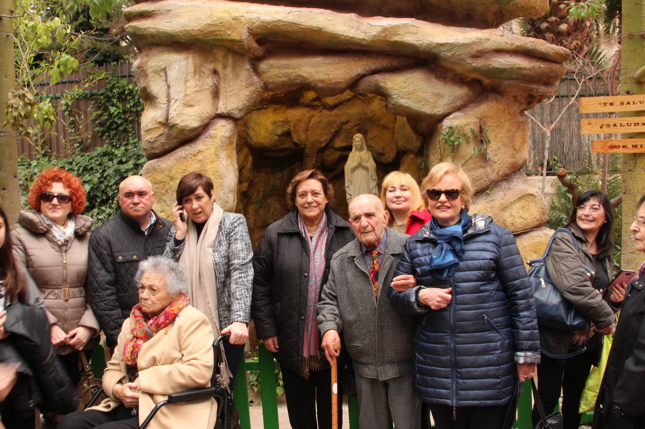 (2016-02-13) - Inauguración Virgen De Lourdes, La Molineta - Archivo La Molineta (105)