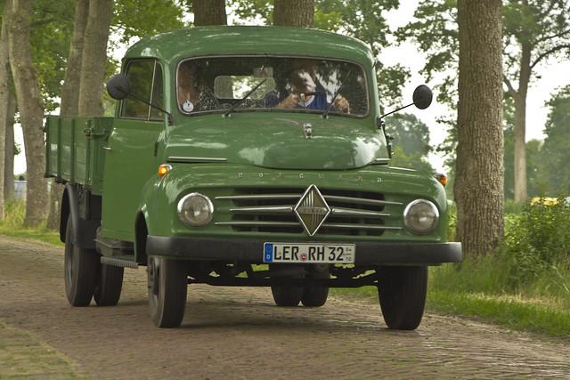 Borgward B 1500 / 032 Truck (4618)