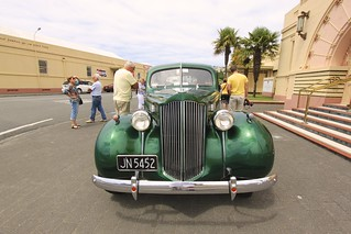 1938 Packard - Vintage Car Tour | February 4, 2012 - Designe… | Flickr